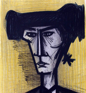 Toreador  Limited Edition Print - Bernard Buffet