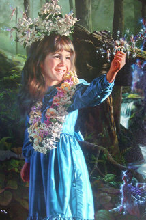 Magic Lei AP 1997 Limited Edition Print - Bob Byerley
