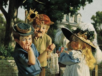 Make Em Laugh 1996 Limited Edition Print - Bob Byerley