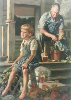Greatest Story Teller Limited Edition Print - Bob Byerley