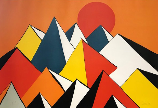 Homage to the Sun 1975