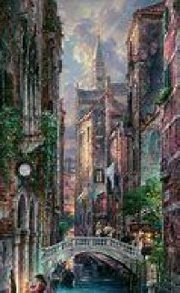 Deja-Vu of Venice Limited Edition Print - Cao Yong