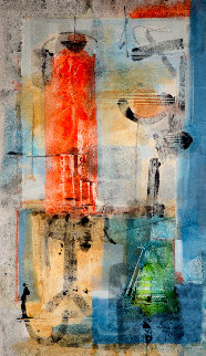 Salptarium 2005 60x40 Works on Paper (not prints) - Antonio Carreno