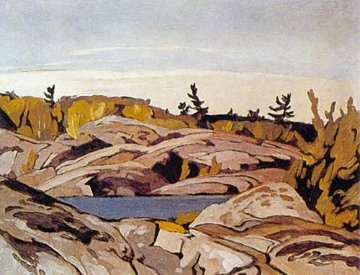 Morning Light Limited Edition Print - A.J. Casson