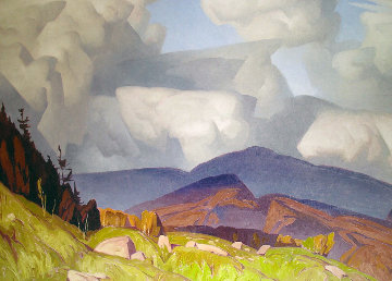 Madawaska Valley 1980 Canada Limited Edition Print - A.J. Casson