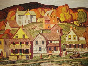 Parry Sound 1980 Limited Edition Print - A.J. Casson