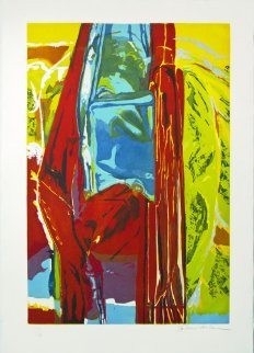 3 Daughters, More Rain 1987 Limited Edition Print - John Chamberlain