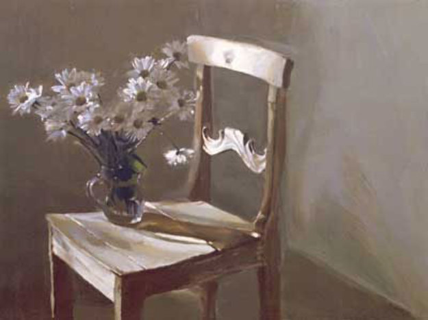 Daisies on a Chair 1992