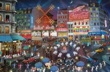 Moulin Rouge 2002 Limited Edition Print - Alexander Chen