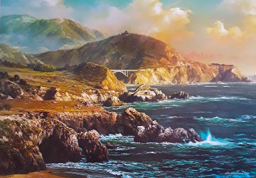 Big Sur 2009 Limited Edition Print - Alexander Chen