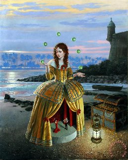 Showtime 2016 Limited Edition Print - Michael Cheval