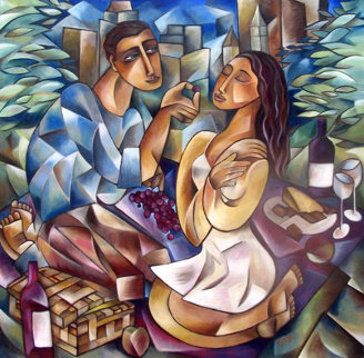 Picnic  Limited Edition Print - Stephanie Clair