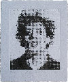 Phil I 2002 (Phil Glass) Limited Edition Print - Chuck Close
