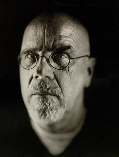 Self Portrait 2 2002 Photography - Chuck Close