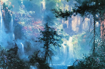 Wooded Sanctuary 1995 Limited Edition Print - James Coleman