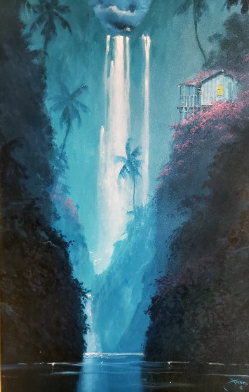 Evening Paradise 2003 44x32 by James Coleman