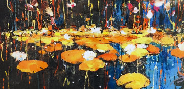 Lilypond of Light 2018 Limited Edition Print - James Coleman