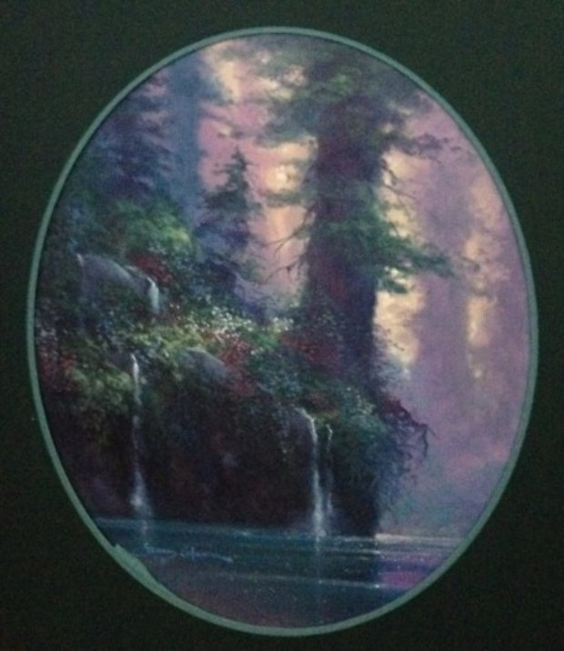 Forest Song 1995 30x28