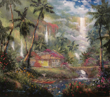 Warm Aloha, Hawaii AP 2006 Limited Edition Print - James Coleman