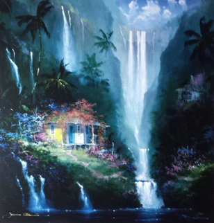 Surrender to Paradise 1993 Limited Edition Print - James Coleman