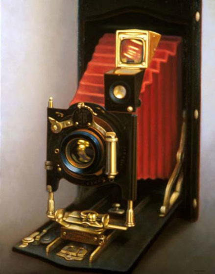 Red Bellows ER Camera 55x45
