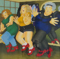 Dancing Class 2000 Limited Edition Print - Beryl Cook