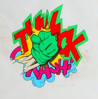 Thwack 2002 Limited Edition Print -  Crash (John Matos)