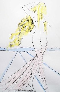 Standing Nude 1978 Limited Edition Print - Salvador Dali