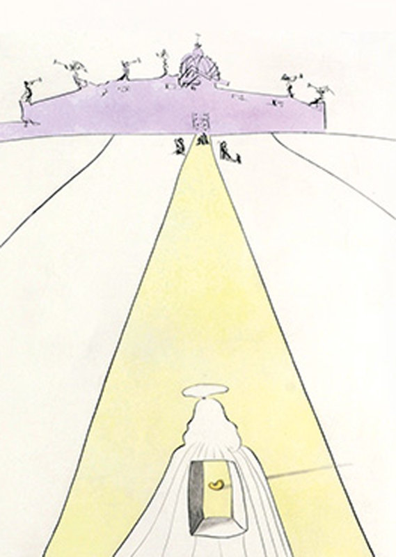 Dieu, Le Temps, l'espace Et Le Pape (God, Time, Space And the Pope) 1974