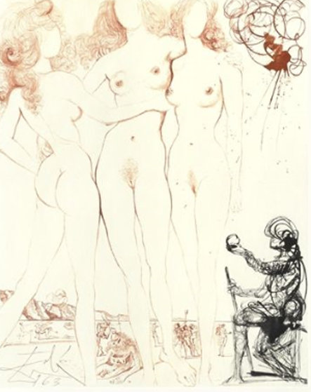 Three Graces 1966 (Early)