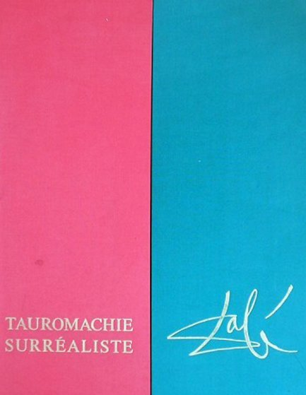 Tauromachie Surrealiste (Bullfight III)  Suite of 7