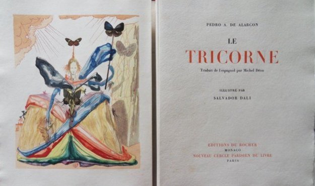 Le Tricorne, Complete Suite of 20 1959