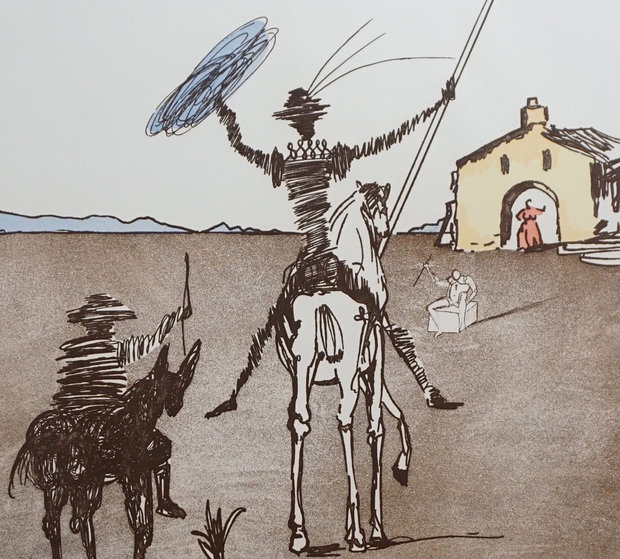 Historia De Don Quichotte De La Mancha the Impossible Dream 1980