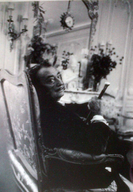 Salvador Dali, by Vaclav Chochola, a Suite of 6 Photograph Prints 1969