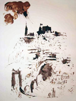 Toledo, Spain 1970 Limited Edition Print - Salvador Dali