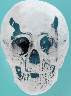 \'till Death Do Us Part - Heavenly Peppermint Green 2012 Limited Edition Print - Damien Hirst