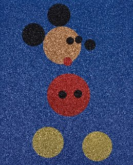Mickey 2016 Limited Edition Print - Damien Hirst