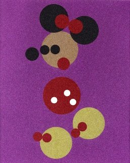 Minnie 2016 Limited Edition Print - Damien Hirst