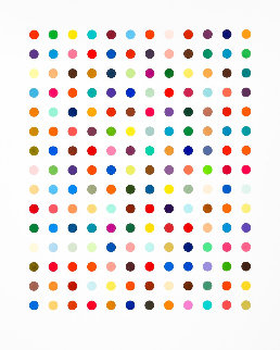 Ethidium Bromide Aqueous Solution 2005 Limited Edition Print - Damien Hirst