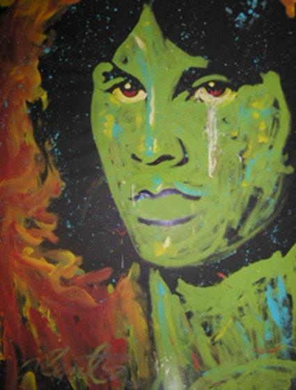 Jim Morrison 1962 75x57 By Denny Dent