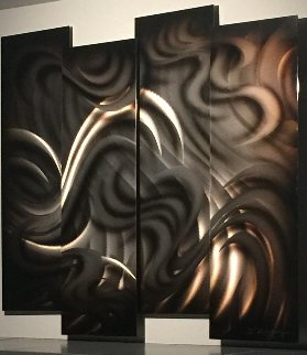 Platinum 2011 36x48 Original Painting - Chris DeRubeis