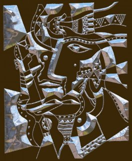 Poet Transformer 2015 20 x 16 Limited Edition Print - Neal Doty