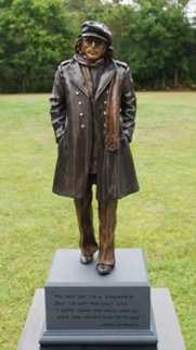 Imagine Bronze Sculpture (John Lennon) 2013 Sculpture - Jack Dowd