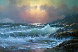 Pacific Sunset 29x41 0