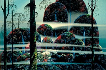 Beyond Paradise AP 1989 Limited Edition Print by Eyvind Earle