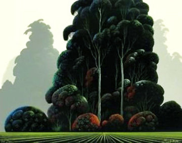 Autumn 1979 Limited Edition Print - Eyvind Earle