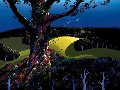 Before the Sun Goes Down PP 1996 Limited Edition Print - Eyvind Earle