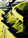High Country Valley PP 1997 Limited Edition Print - Eyvind Earle