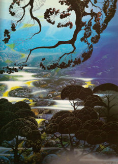 Day\'s End Limited Edition Print - Eyvind Earle
