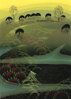 California Miniature 1991 Limited Edition Print - Eyvind Earle